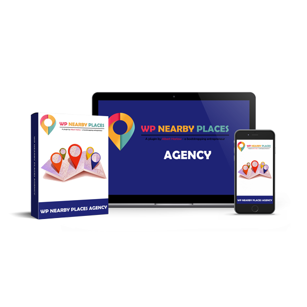 WP Nearby Place Agency Package